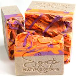Dreamsickle Gourmet Soap
