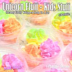 Unicorn Fluff - Cream Soap 28g