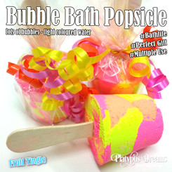Fruity Tingle Bubble Bath Pop - 85g