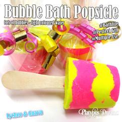 Lychee & Guava Bubble Bath Pop - 85g