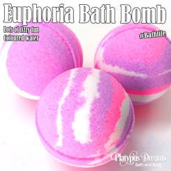 Euphoria Bath Bomb 115g