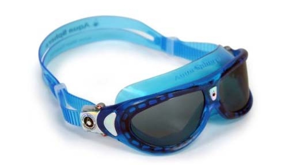 Aqua Sphere Seal Kid's Swim Mask With Tinted Lenses