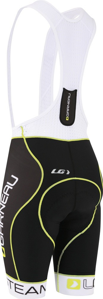 Louis Garneau Men's Equipe Bib Short - Back
