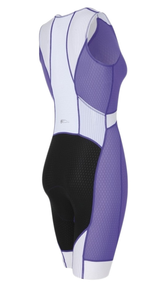 Louis Garneau Women's Pro Tri Suit - back
