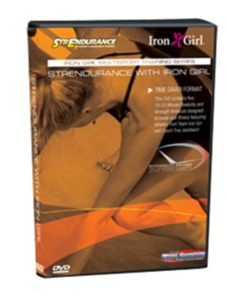 Strendurance with Iron Girl DVD