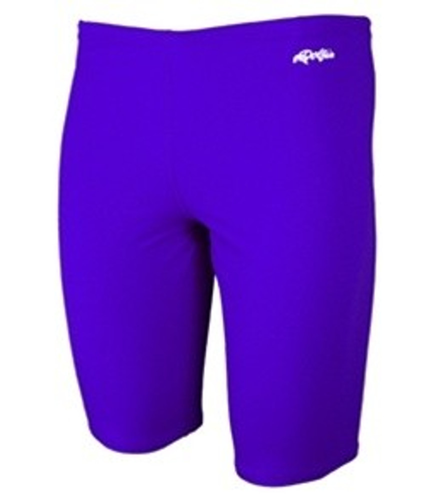 Dolfin Men's Solid All-Poly Competition Jammer