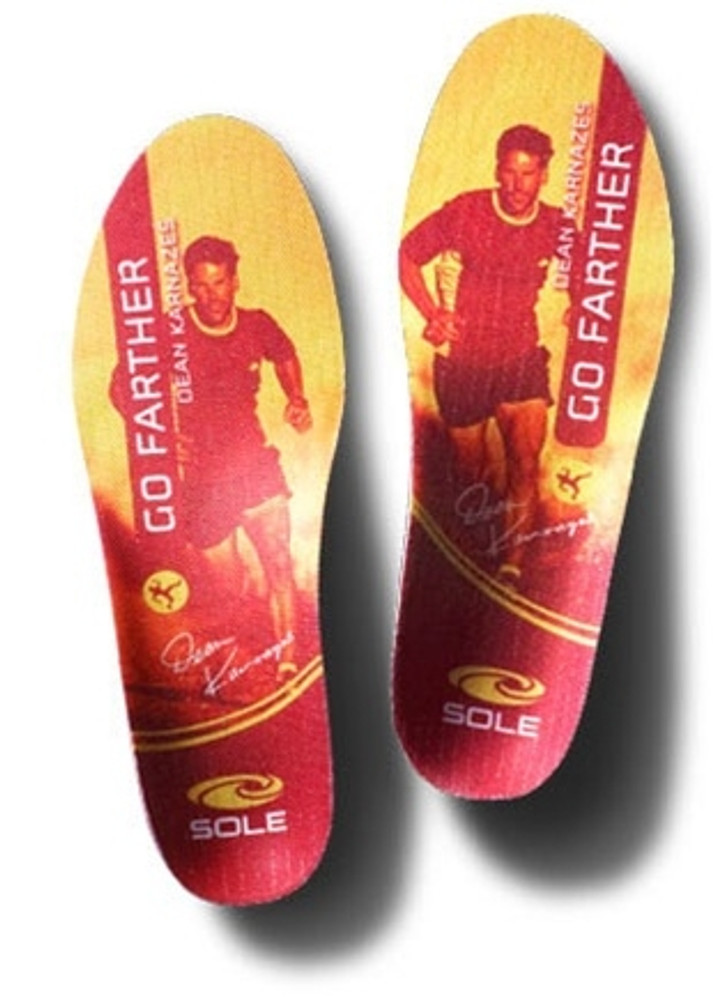 Sole Dean Karnazes Signature Edition Insole