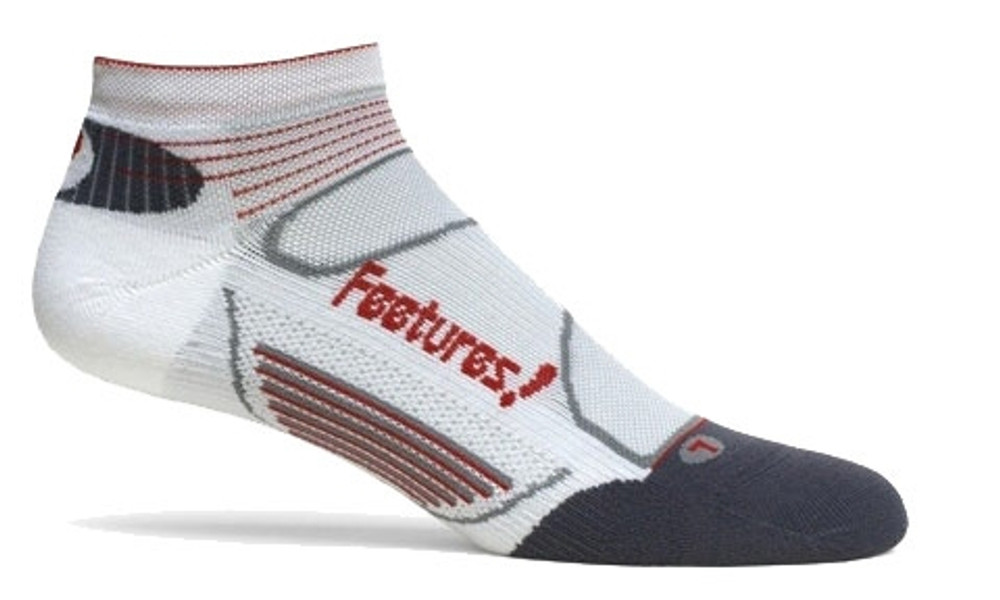 Feetures! Elite Light Cushion Low Cut Sock