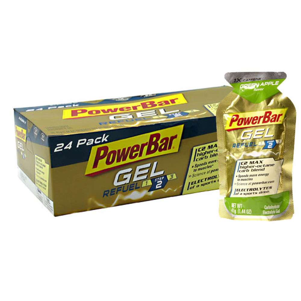 PowerBar PowerGel Box - 24 Count