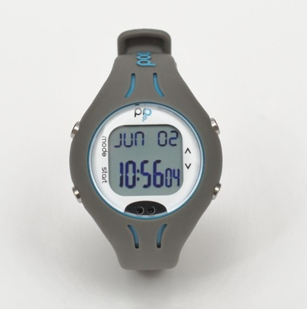Swimovate Pool-Mate Pro Downloadable Lap Counting Watch - Grey