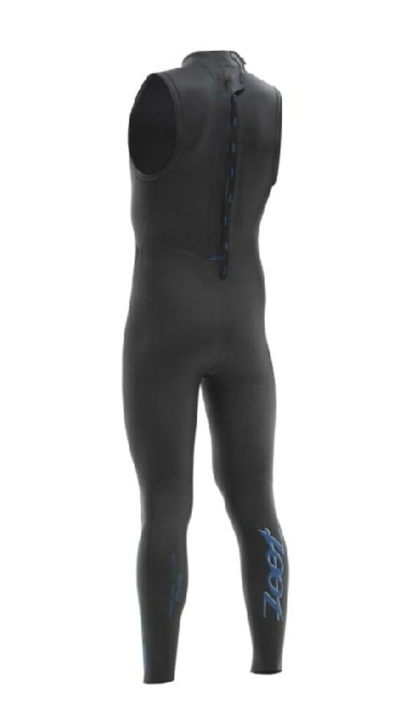 Zoot Men's Z Force 2.0 Sleeveless WetZoot Wetsuit - Back