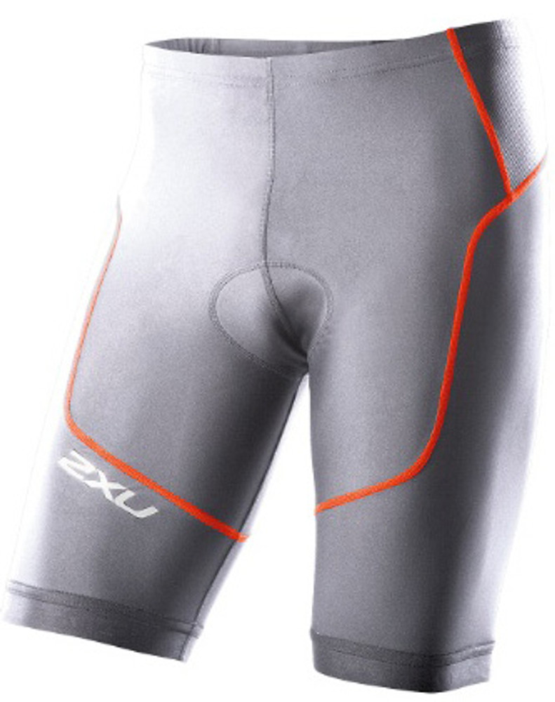 2XU Men's Long Distance Tri Short