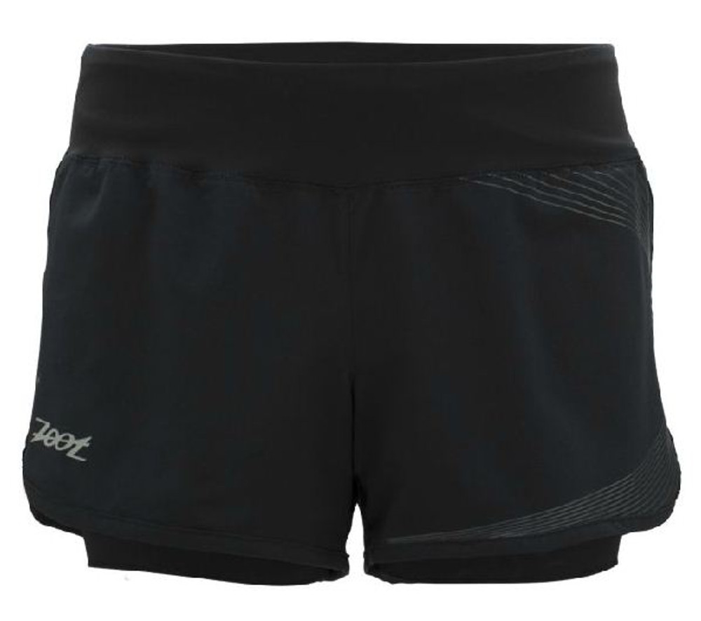 "Zoot Women's Ultra Run Biowrap 3"" Short"