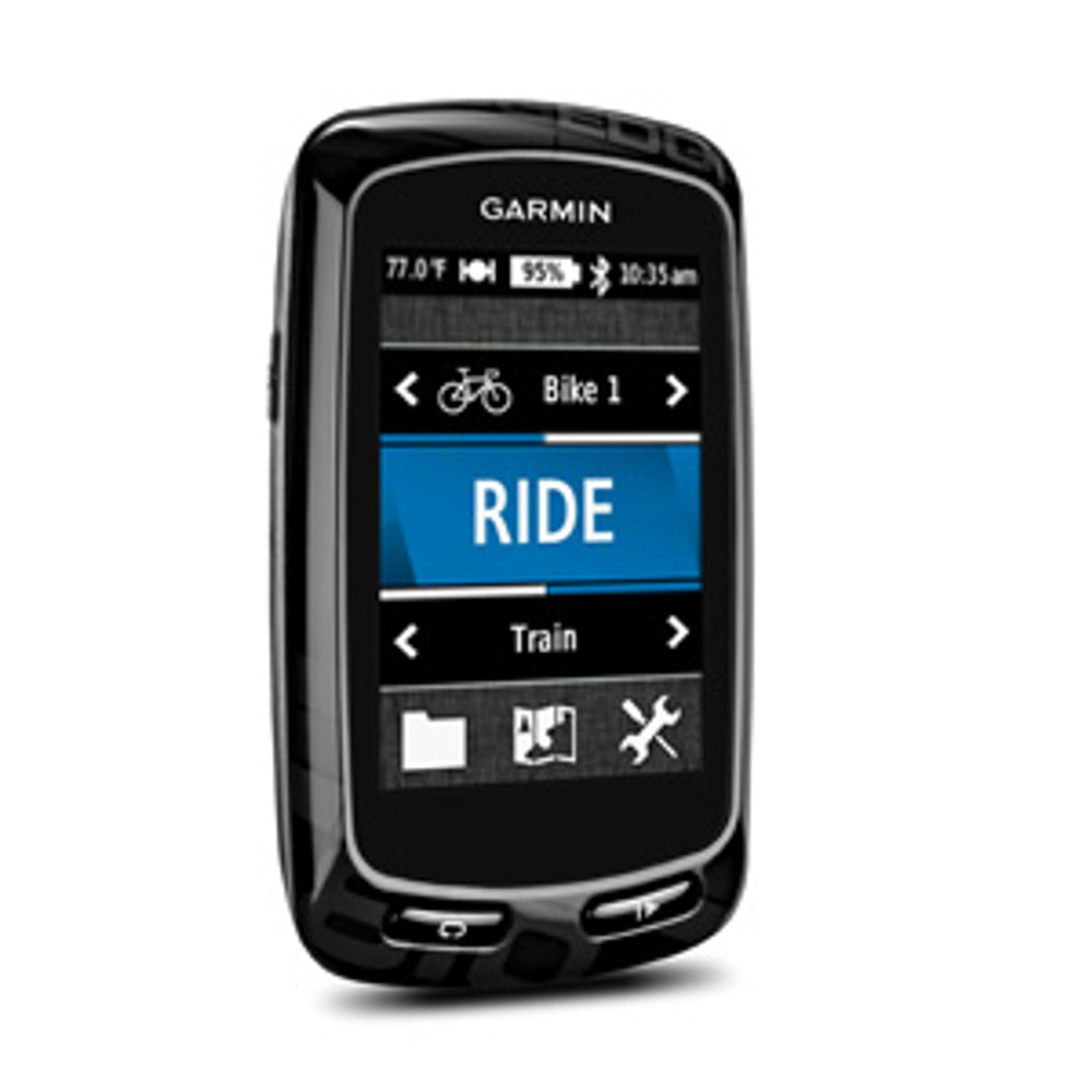 Garmin Edge 810 GPS Bike Computer-ride