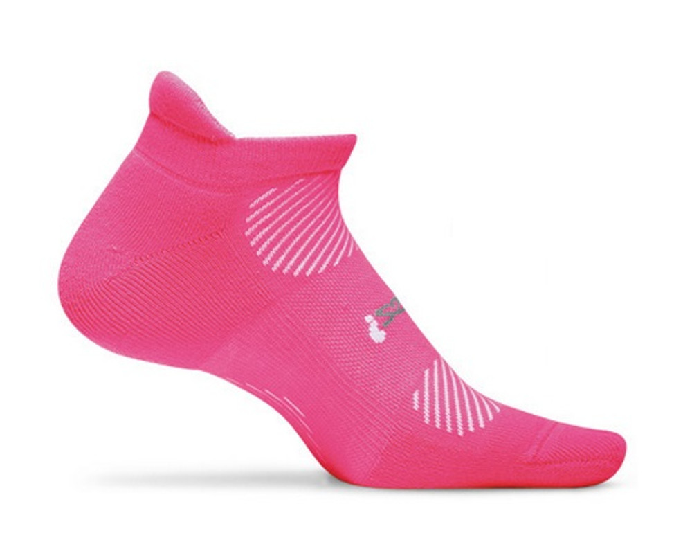 Feetures! High Performance Light Cushion No Show Tab Sock