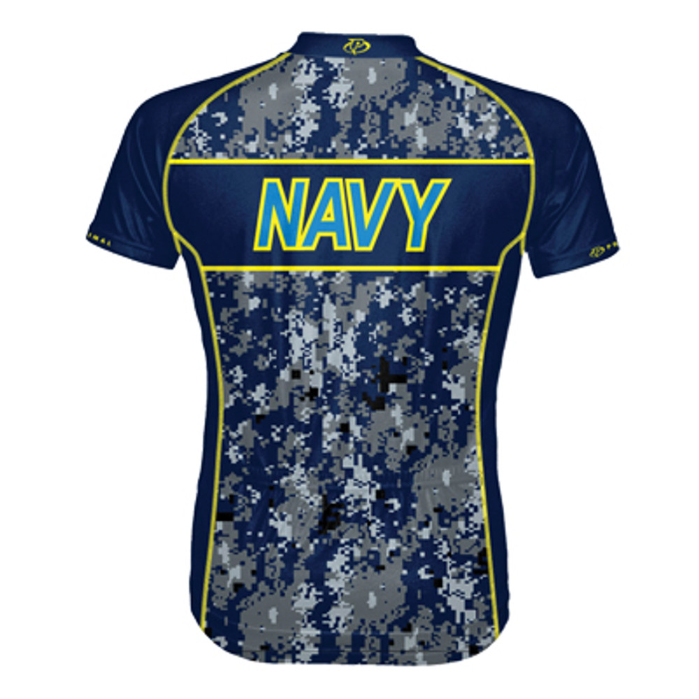 Primal Wear Men's U.S. Navy Fleet Jersey-Back