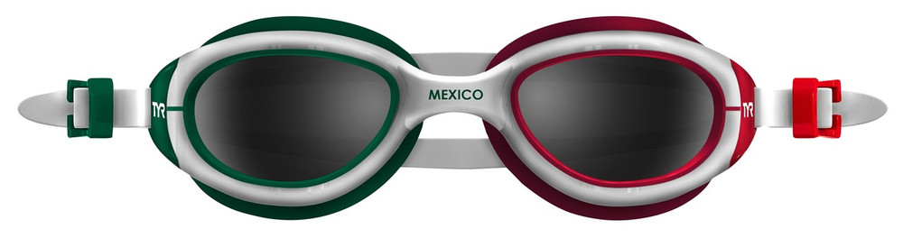 TYR Special Ops 2.0 Polarized Mexico Goggle