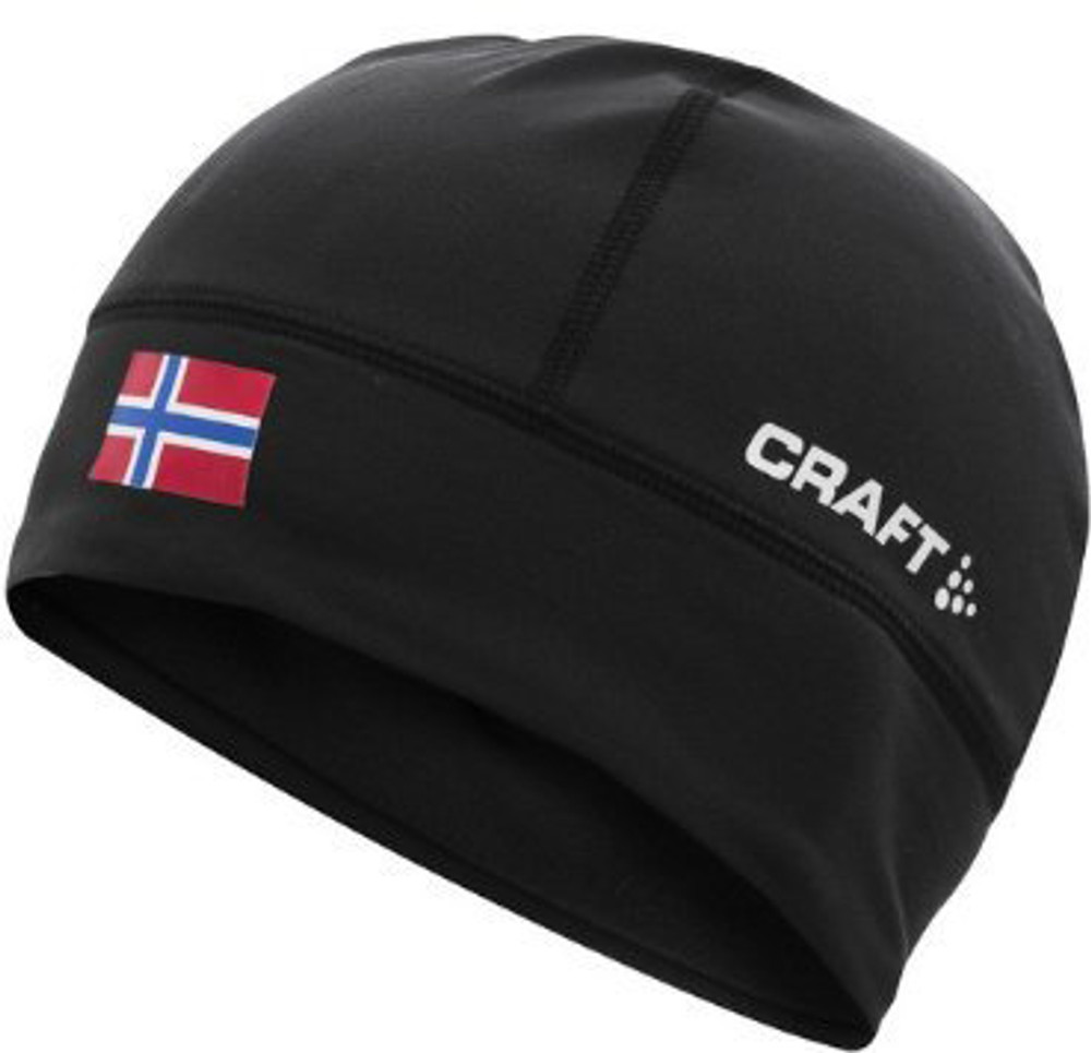 Craft Light Thermal Hat with Norwegian Flag - 2015
