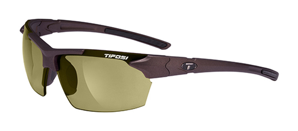 Tifosi Jet Sunglasses with All Terrain Green Fototec Lens