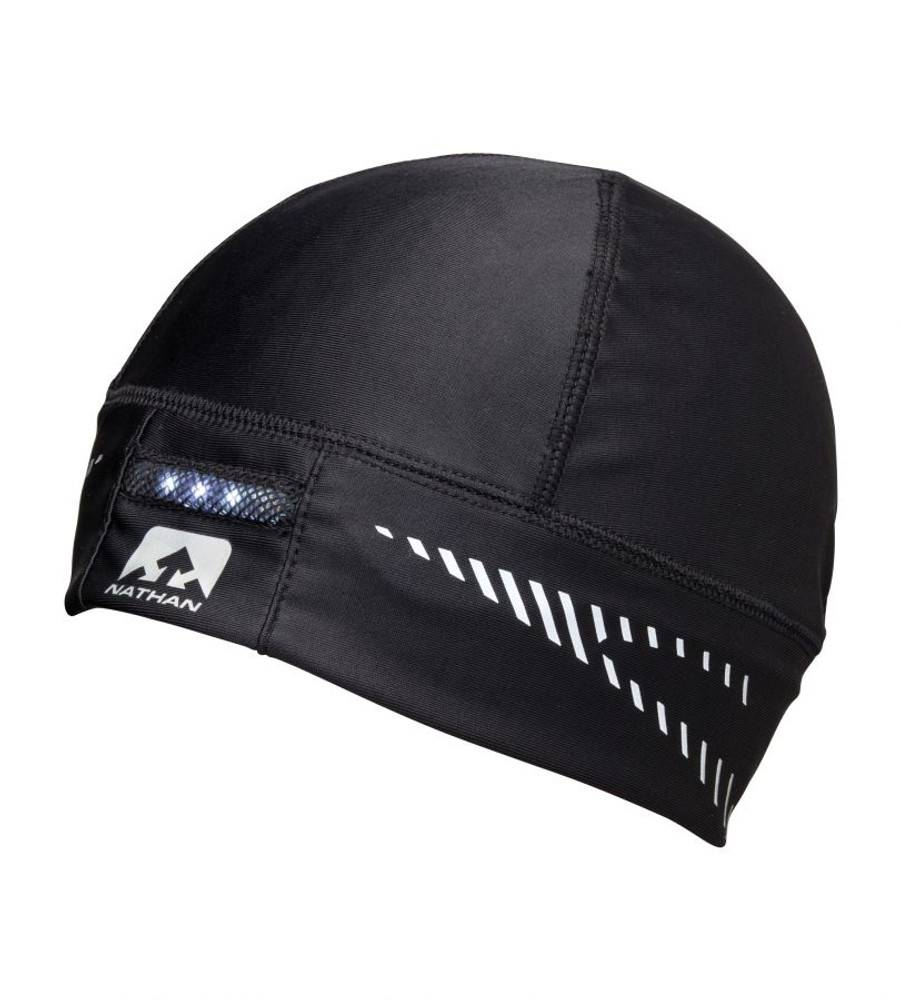 Nathan Men's DomeLight Beanie with Lightwave LED Tech