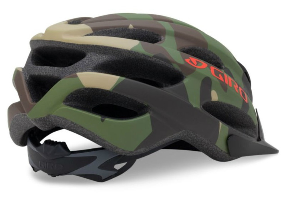 Giro Revel Bike Helmet - Back