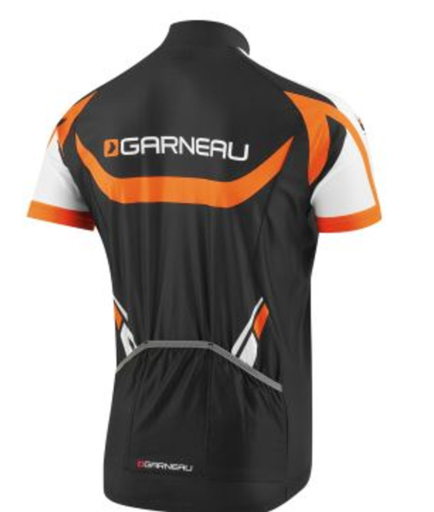 Louis Garneau Men's Equipe Series Jersey-Back
