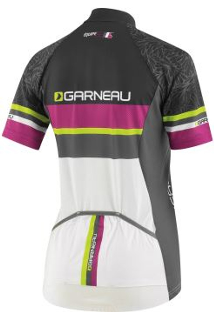 Louis Garneau Women's Equipe Series Jersey-Back