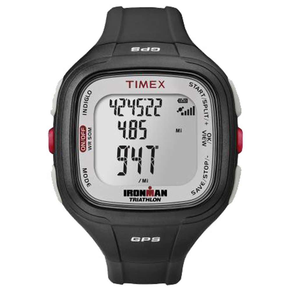 Timex Ironman Easy Trainer with GPS