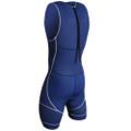 DeSoto Men's Forza ITU Trisuit - Back