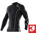 2XU Men's Xform Long Sleeve Compression Top