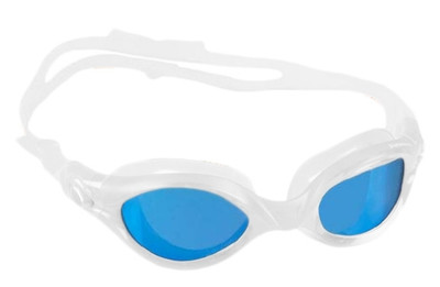 Blue Seventy Large Vision Goggles with Mirrored Lens - 2016