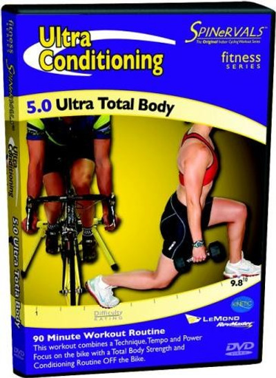 Spinervals Ultra Conditioning 5.0 Ultra Total Body