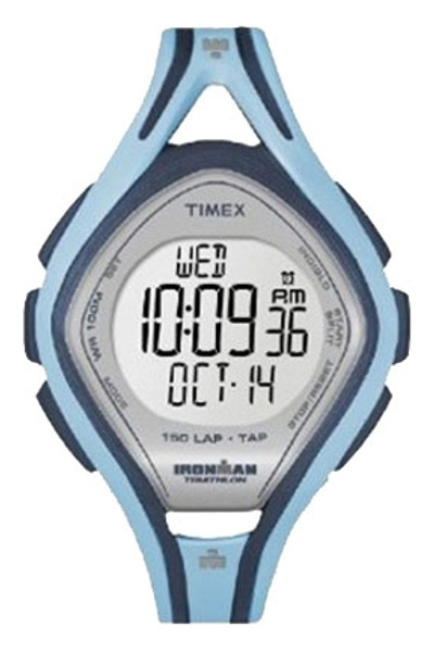 Timex IRONMAN Sleek 150 Lap Tap Screen Mid Size Watch