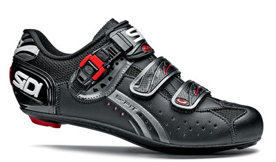 Sidi Men's Genius Fit Carbon Mega - Wide Sole