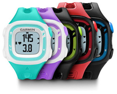 Garmin Forerunner 15 Running Watch with Heart Rate Monitor