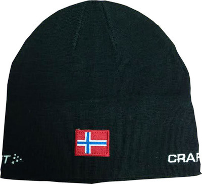 Craft Race Hat with Flag - Norway - 2017
