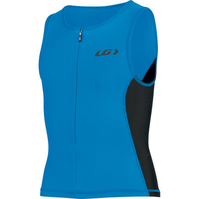Louis Garneau JR Comp 2 Sleeveless Tri Top - 2017