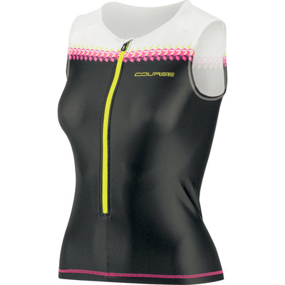 Louis Garneau Women's Elite Course Sleeveless Tri Top