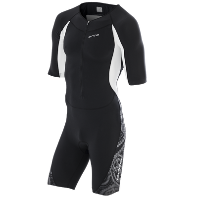 Orca Men's 226 Short Sleeve Tri Race Suit