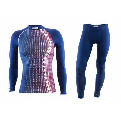 Craft Men's Stars and Stripes Active Extreme Baselayer Set - 2017