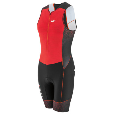 Louis Garneau Men's Pro Carbon Tri Suit - Red