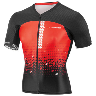 Louis Garneau Men's Course M-2 Tri Jersey - 2017