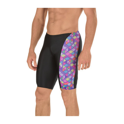 Speedo Men's Geotribe Flipturns Jammer