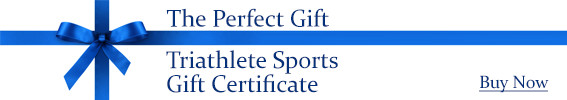 Triathlete Sports Gift Certificate