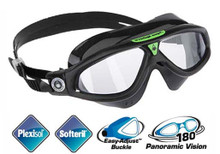 Aqua Sphere Seal XP Swim Mask With Clear Lenses