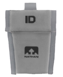 Nathan Reflective Shoe Pocket