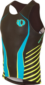 Pearl Izumi Men's P.R.O. In-R-Cool Tri Singlet - Only Size S Left!