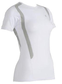 CW-X Women's Short Sleeve VersatX Web Top