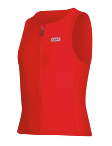 Louis Garneau Junior Comp Sleeveless Triathlon Top