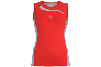 K-Swiss Women's Ironman Race Sleeveless Top